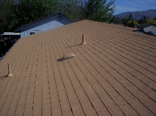 Colored Shingle Roof Coating