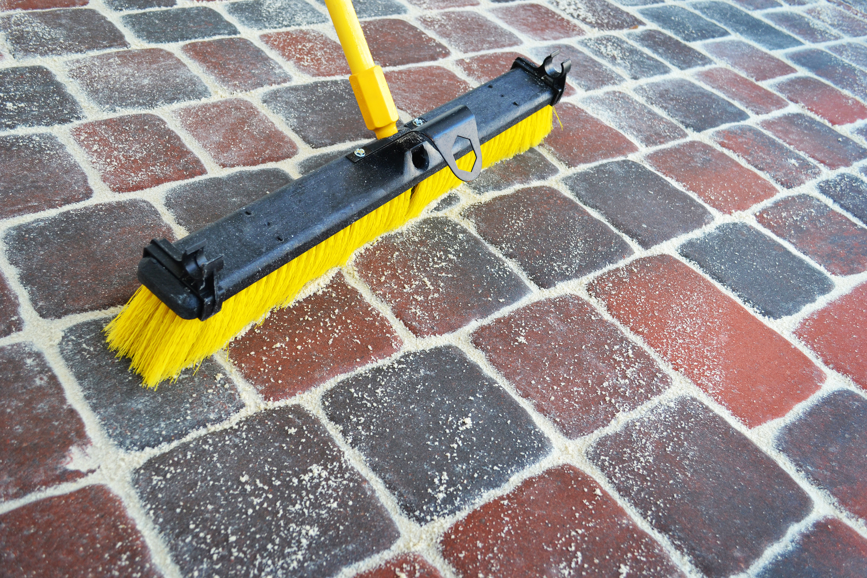 Advice for Cleaning and Sealing Pavers